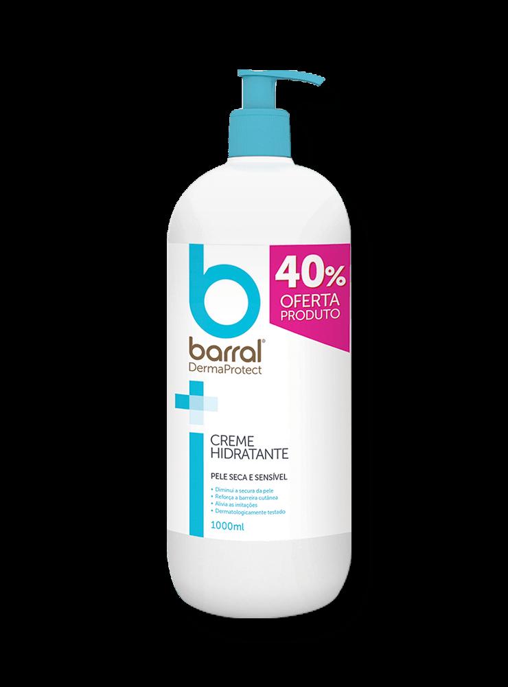 Barral DermaProtect - Creme Hidratante 1000 ml